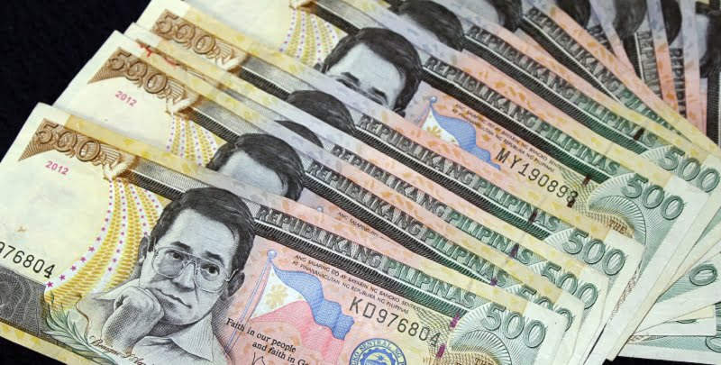 Peso Drops To 54.31 To US$1