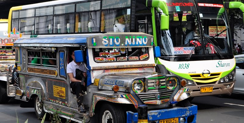 Jeepney Fare Now Back To ₱9