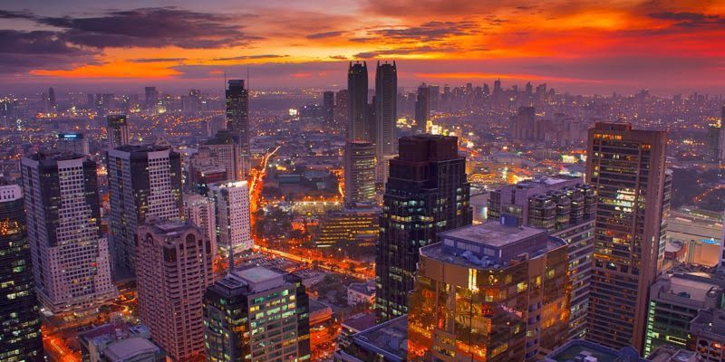 Manila Grabs 8th Place In World's Most Dynamic Cities