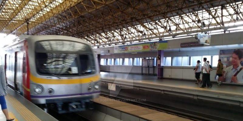 Bottled Drinks Are Banned Inside MRT/LRT