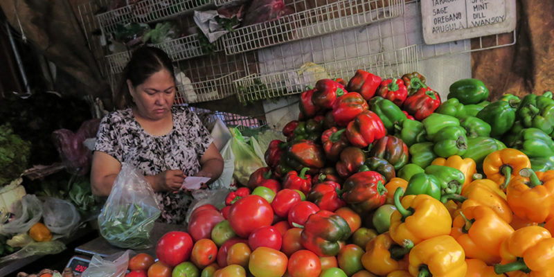 Inflation Picks Up In May, But Still Within BSP's Target