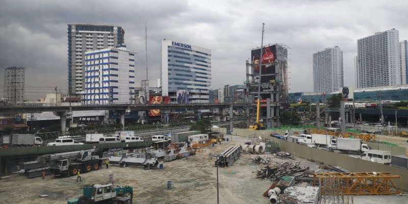 Common Station For 4 Metro Manila Railways To Be Completed By 2022