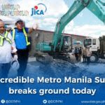 Metro Manila Subway Breaks Ground Today