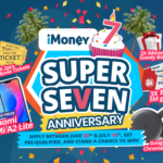 SuperSeven Anniversary Giveaways