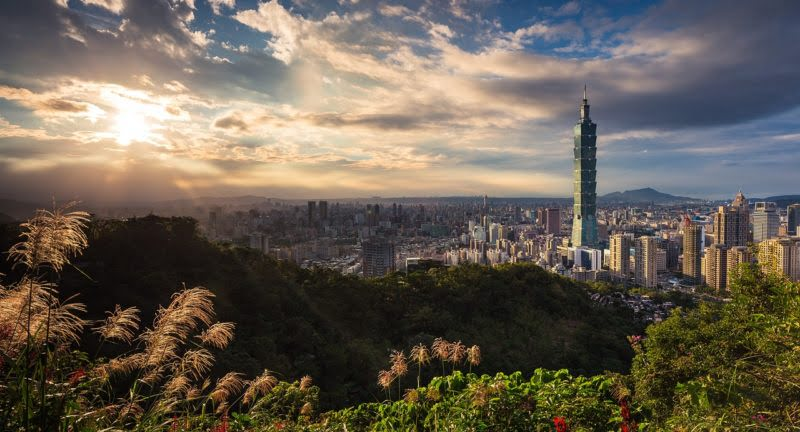 14 Days Visa Free Entry To Taiwan Extended!