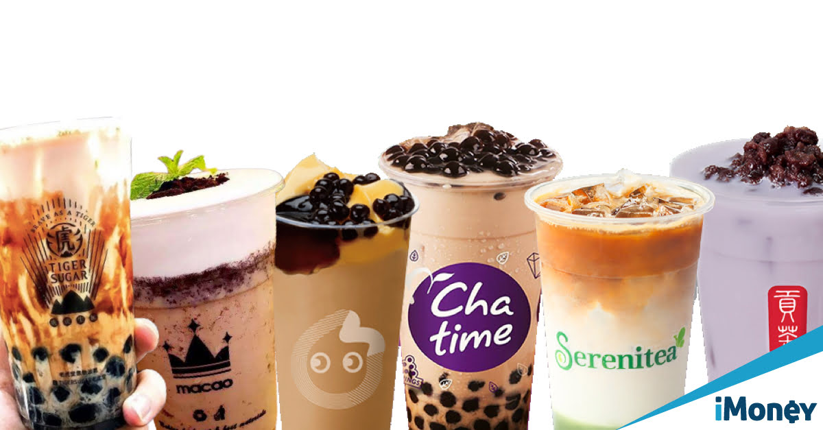 Milk Tea Mania: Your Guide To The Best Milk Teas In Metro Manila
