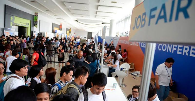 Employment Rate Up, Unemployment Rate Steady