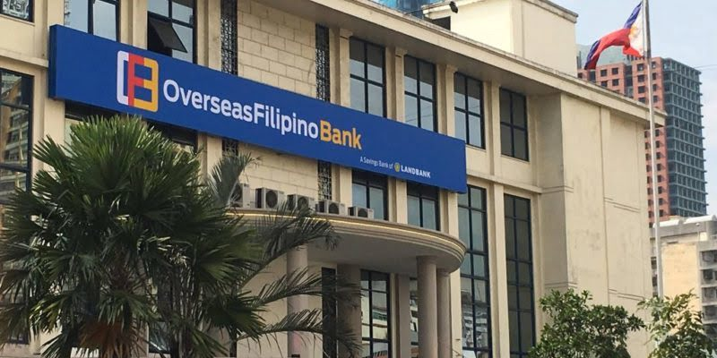 Overseas Filipino Bank To Go Completely Digital By 2020
