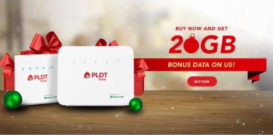pldt broadband holiday promo