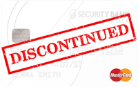 Security Bank Click MasterCard Credit Card