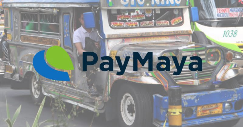 Cashless Payments In PUVs Now Made Possible With PayMaya