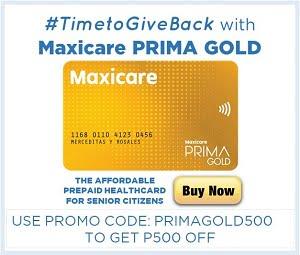 Maxicare Prima Gold