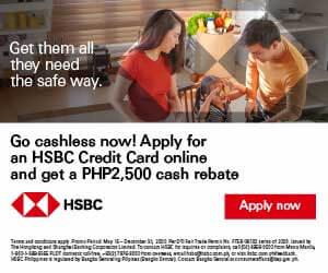 hsbc credit card cash rebate family
