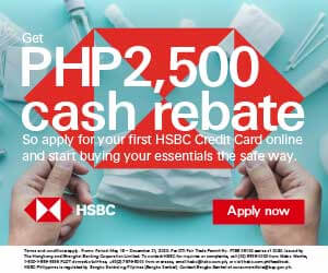 hsbc credit card cash rebate