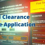 How To Apply For An NBI Clearance Online