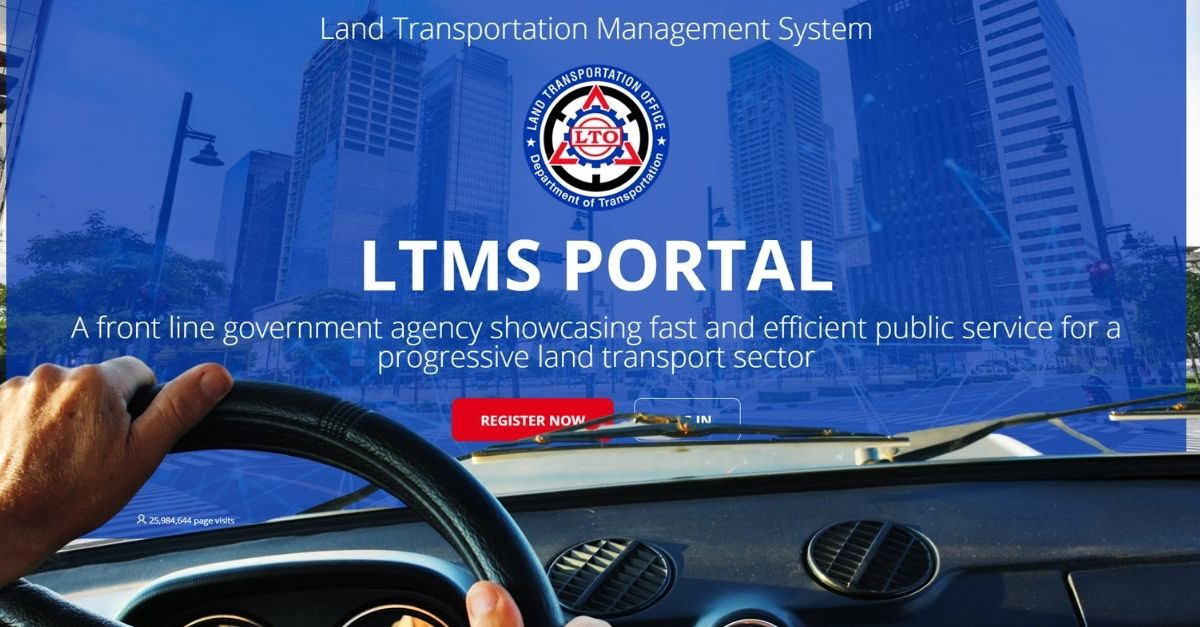 How To Apply For A Driver's License Online: LTO Online Application Guide