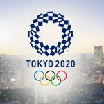 tokyo 2020 olympics logo and banner