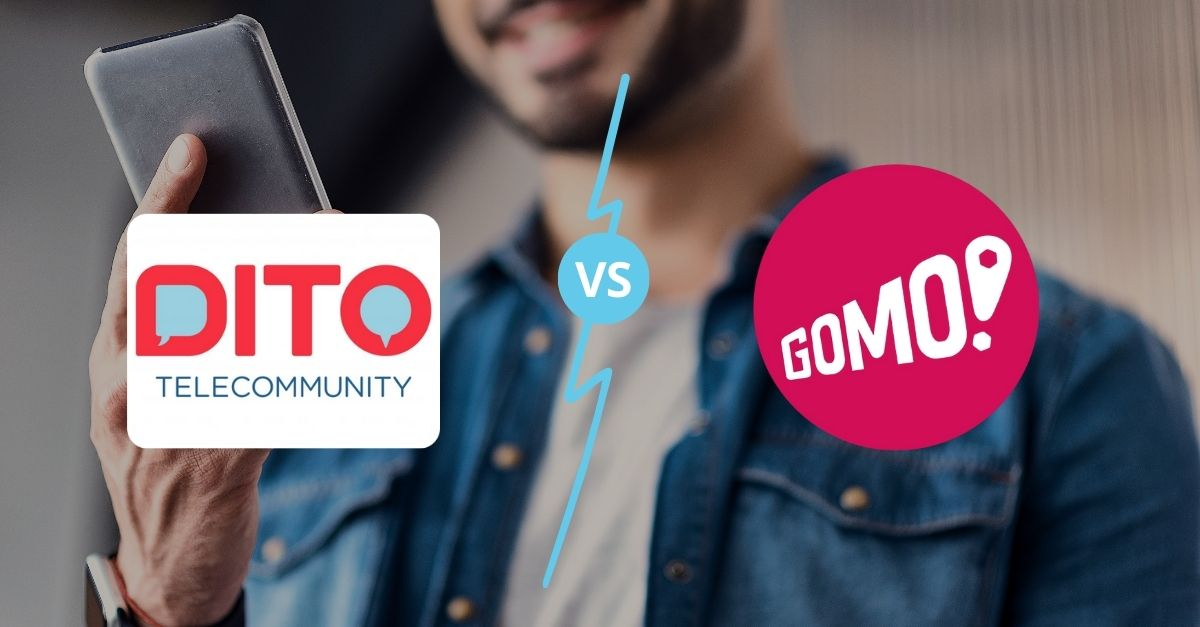 DITO vs GOMO: Which Offers A Better Mobile Data Plan?