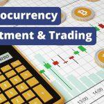 bitcoin chart, bitcoin coins, and calculator