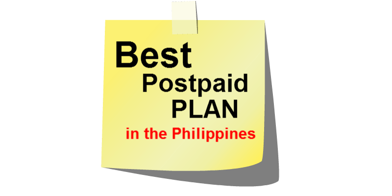 Best Postpaid Plan Guide in the Philippines