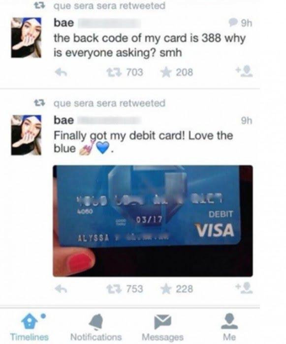 Debit Card Fail