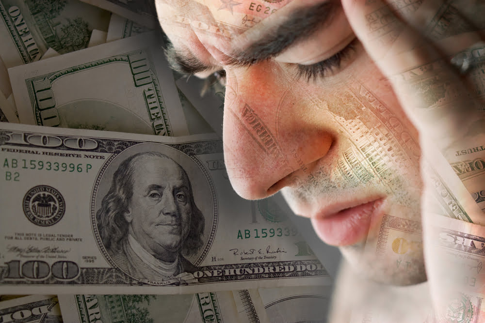 5 Signs That You Are Not Doing Well Financially