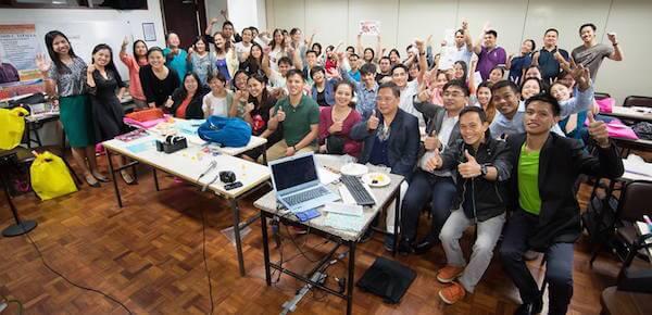 Sha Nacino Seminar