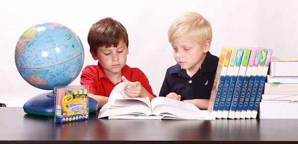 school saving - involve your kids