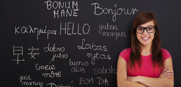 get ahead in the workplace: language
