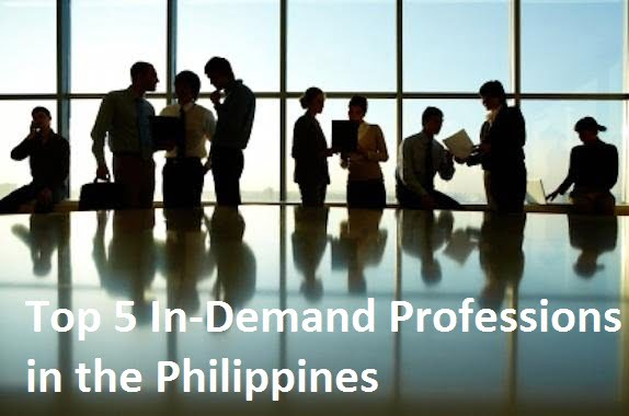 Top 5 In-Demand Professions in the Philippines