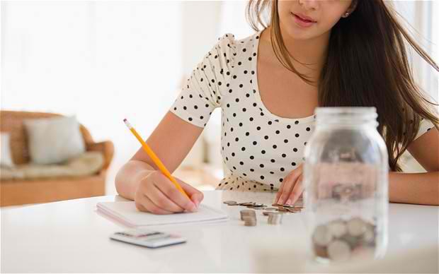 money in savings account