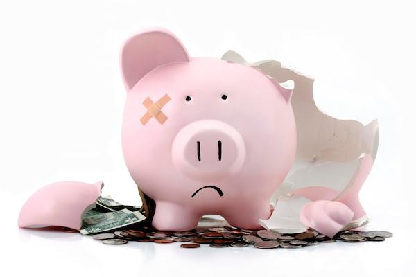 saving won't make you rich