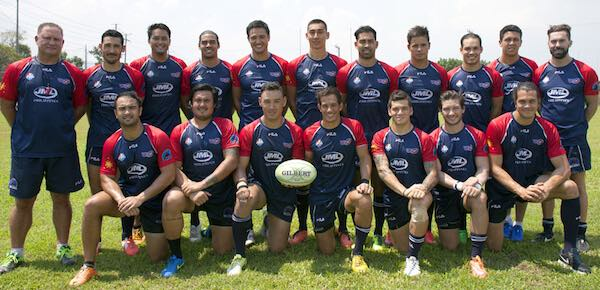 Philippines rugby SEA Games squad