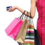 credit card shopping at 0% installment
