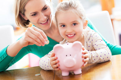 teach your kids finance saving