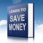 Learn To Save Money Book