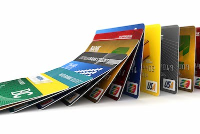 prepaid credit card domino effect