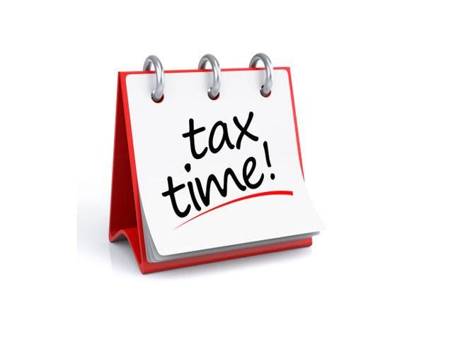 tax planning calendar
